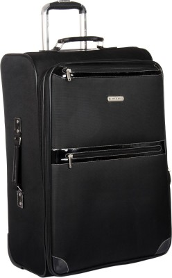 Giordano Expandable  Cabin Luggage - 19.7