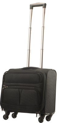 Armaan Leather ALTR008 Expandable  Cabin Luggage - 22