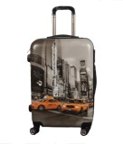 Novelty 4 Wheel Trolley 28 Check-in Lugg...
