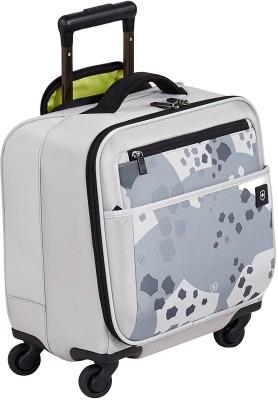 Victorinox Wheeled Companion Tote-GREY CAMO Cabin Luggage - 14 inch(Grey Camo)
