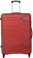 Safari Dna 4wh 01 Expandable  Cabin Luggage - 21 inch(Red)