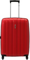 Vip Mazda Pp 4w Strolly 55 Bordeaux Red Check-in Luggage - 22 inch