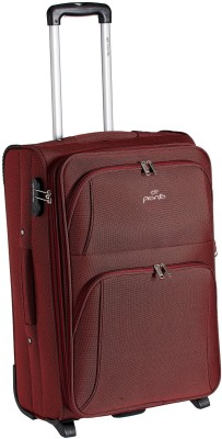 Pronto Lexus Expandable Cabin Luggage - 20 inch(Red)