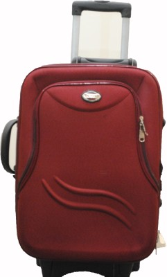 United Long Pocket RD Expandable  Cabin Luggage - 20