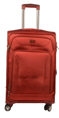 German Traveller SUPER LITE S-2 360° Expandable  Check-in Luggage - 28