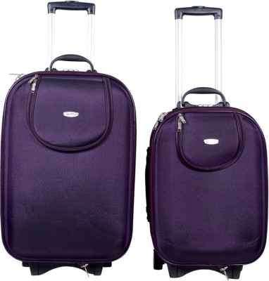 Sk Bags SKYWIN 03 20+24 Inch SET STROLLY BAG PP Expandable  Check-in Luggage - 25