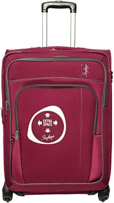 Skybags Grand 4W Exp Strolly 55 Expandable  Check-in Luggage - 22