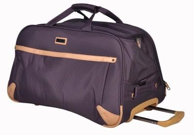 EUROLARK INTERNATIONAL WALLSTREET DFT Expandable Cabin Luggage - 23.5 inch(Purple)