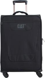 CATERPILLAR C5LTW Check-in Luggage - 23 inch(Black)
