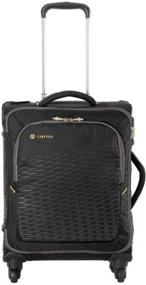 Carlton Tribe II Expandable Spinner Trolley Case 78 cm Check-in Luggage - 30.7
