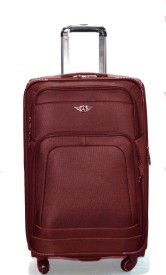 Texas USA Exclusive2hg Expandable  Check-in Luggage - 24