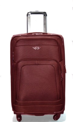 Texas USA Exclusive1pg Expandable  Check-in Luggage - 28