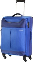 American Tourister Sky Expandable  Check-in Luggage - 21.7(Blue)