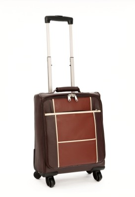 Mboss ONT_084_BROWN Small Travel Bag