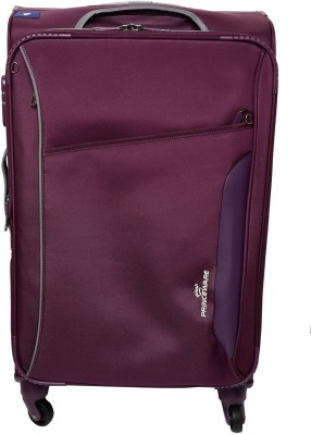 Princeware Mexico Nylon 55 cm Softsided Expandable  Cabin Luggage - 21.7