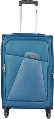 Safari Flipper Expandable  Cabin Luggage - 21.45669291338583