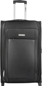 Safari VOYAGER-2W-65-BLK Expandable Check-in Luggage - 65