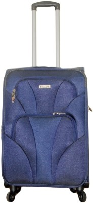 Grevia Bags 7103_Blue Expandable  Check-in Luggage - 24