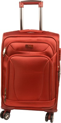 German Traveller SUPER LITE S-2 360° Expandable  Check-in Luggage - 24