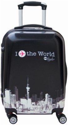 Cocktail Cocktail Laptop cum Travel Bag 20� Check-in Luggage - 20