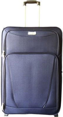 Take Off AMAZE 2WHL 55 BLUE Expandable  Cabin Luggage - 21.6