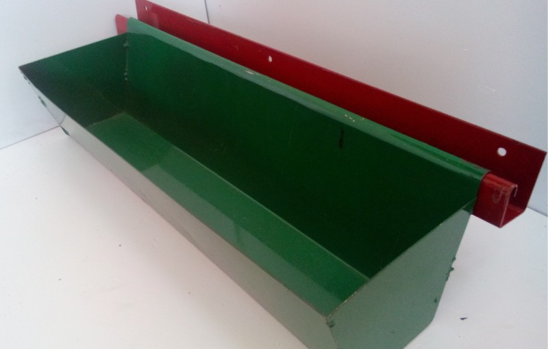 Takshsteelproducts Steel Sun Catcher(Green)