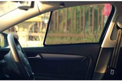 Autofurnish Rear Window, Side Window Sun Shade For Hyundai Xcent