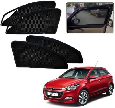 Auto Charisma Side Window, Rear Window Sun Shade For Hyundai Elite i20
