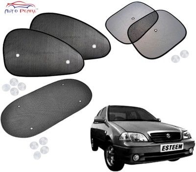 Auto Pearl Side Window Sun Shade For Maruti Suzuki Esteem