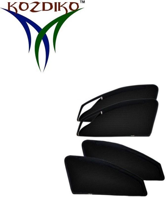 Kozdiko Side Window Sun Shade For Ford Ecosport(Black)