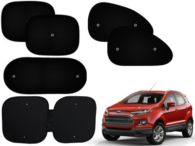 Auto Pearl Side Window, Rear Window Sun Shade For Ford Ecosport