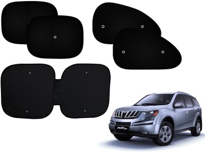 Auto Pearl Side Window, Rear Window Sun Shade For Mahindra XUV 500