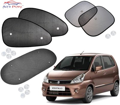 Auto Pearl Side Window Sun Shade For Maruti Suzuki Zen Estilo