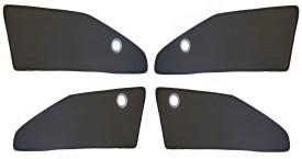Artnconcept 60% CHROME RING I10-GRAND Sun Shade For Hyundai Grand i10