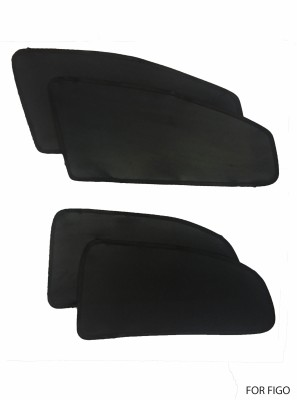 MAGNET Side Window Sun Shade For Ford Figo