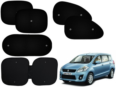 Auto Pearl Side Window, Rear Window Sun Shade For Maruti Suzuki Ertiga