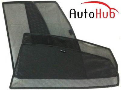 Auto Hub Side Window Sun Shade For Mahindra Bolero