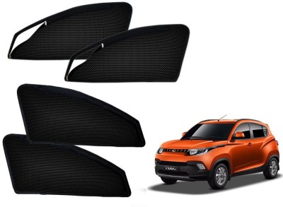 Auto Charisma Side Window, Rear Window Sun Shade For Mahindra KUV 100