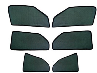 GurujiMart Side Window, Rear Window Sun Shade For Toyota Innova