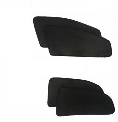 GurujiMart Side Window, Rear Window Sun Shade For Maruti Suzuki Swift