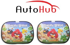 Auto Hub Angry Bird152 Sun Shade For Maruti Swift