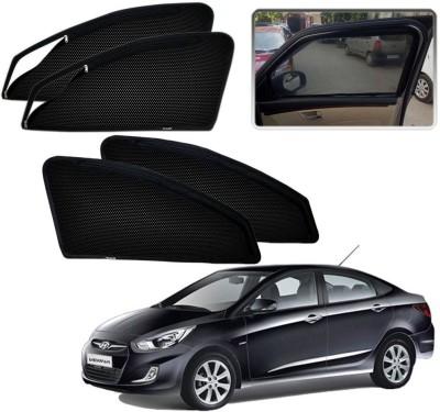 Auto Charisma Side Window Sun Shade For Hyundai Verna
