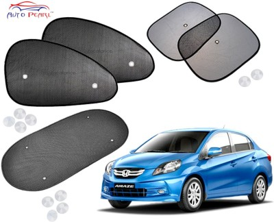 Auto Pearl Side Window Sun Shade For Honda Amaze