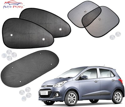 Auto Pearl Side Window Sun Shade For Hyundai Grand i10