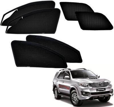 Kozdiko Side Window, Rear Window Sun Shade For Toyota Fortuner