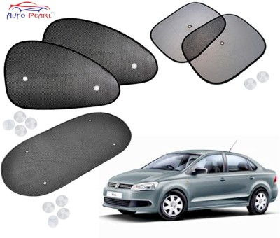 Auto Pearl Side Window Sun Shade For Volkswagen Vento