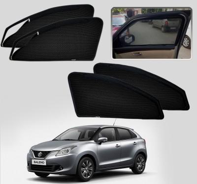 Auto Charisma Side Window Sun Shade For Maruti Suzuki Baleno