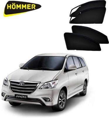 HOMMER Side Window Sun Shade For Maruti Suzuki Swift(Black)