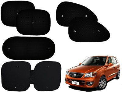 Auto Pearl Side Window, Rear Window Sun Shade For Maruti Suzuki Alto K10