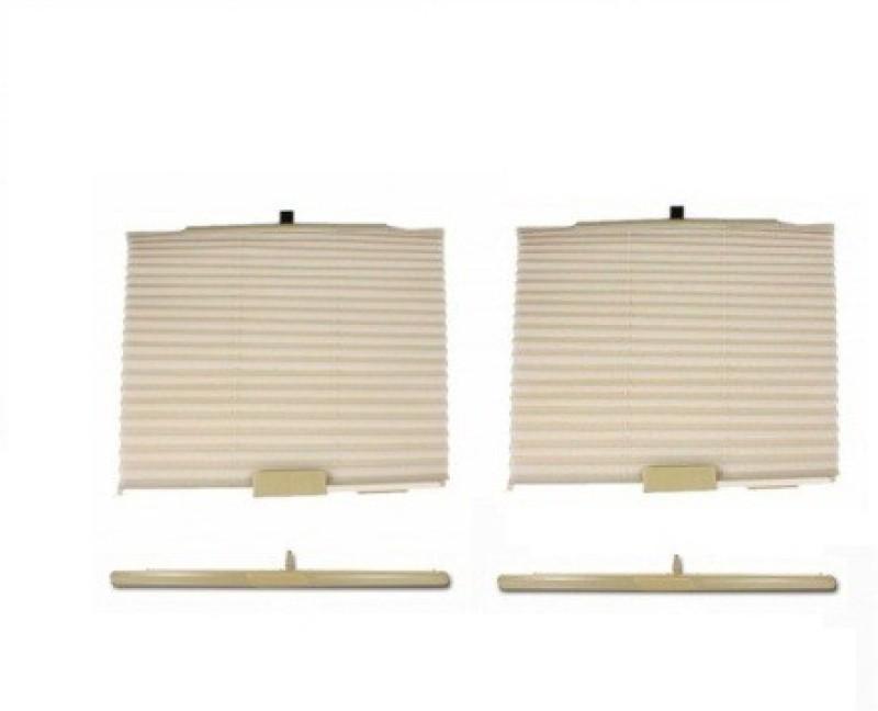 Amulite Side Window Sun Shade For Nissan Terrano(Beige)